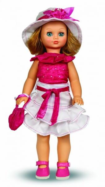 Кукла ВЕСНА Лиза в мини-юбке - 42 см (со звуком)