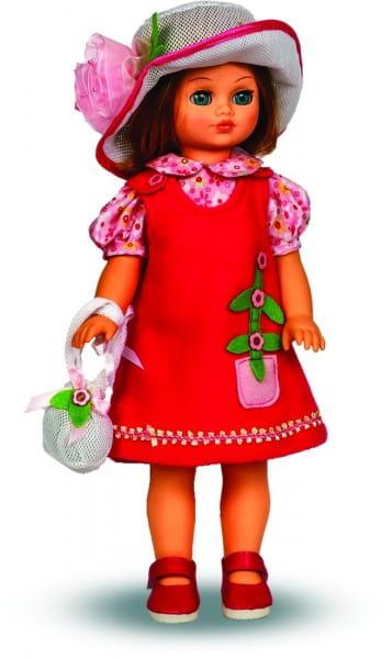 Кукла Весна Лиза в цветочном одеянии - 42 см (со звуком)