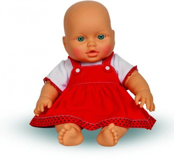 Пупс Весна В2189 Малышка в красном сарафане - 31 см