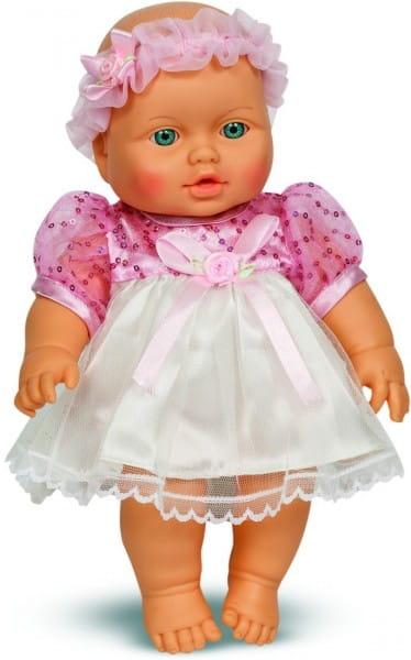 Купить Пупс Весна Малышка нарядная - 31 см в интернет магазине игрушек и детских товаров