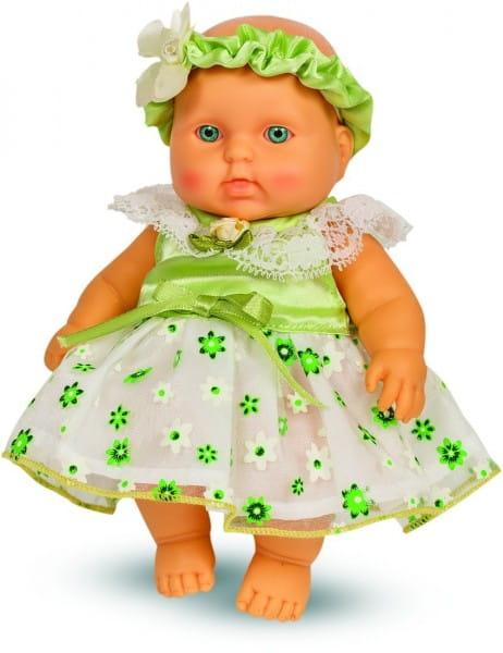 Пупс Весна В2197/С2197 Карапуз в цветочном платье - 21 см