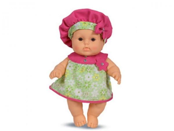 Пупс Весна В2198/С2198 Карапуз в цветочном платье - 20 см