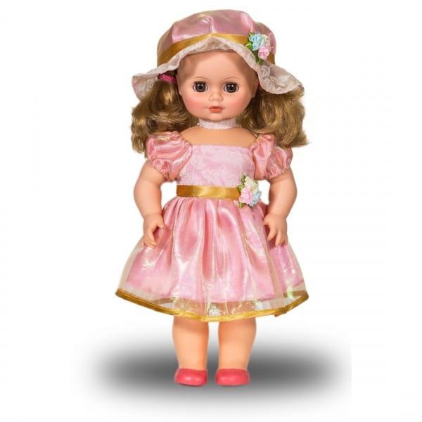 Кукла Весна Инна в шляпке и платье (со звуком)