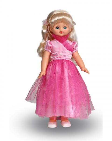 Кукла Весна Алиса в праздничном розовом платье (со звуком)