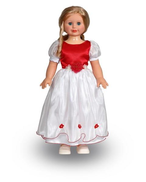 Кукла Весна Милана в шифоновом фиолетовом платье - 70 см (со звуком)