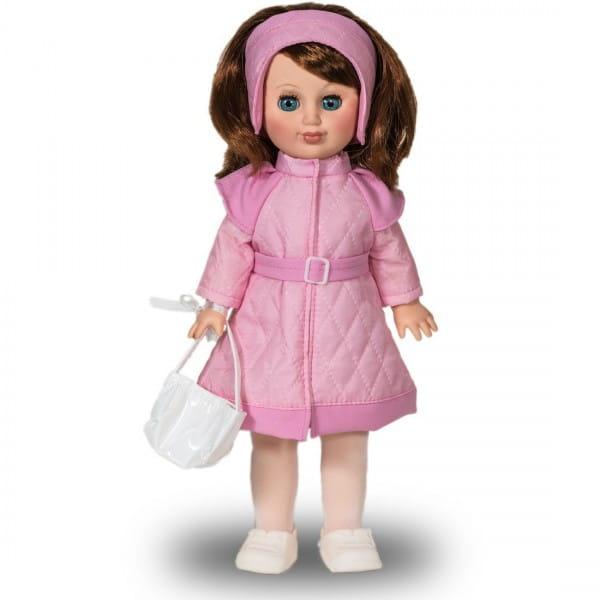Кукла Весна Иринка в стеганом плаще