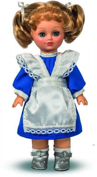 Кукла Весна Олеся в передничке - 35 см (со звуком)