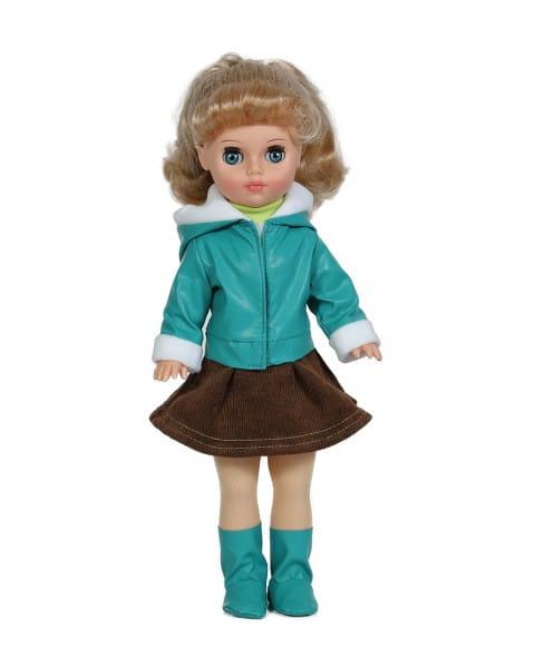 Кукла Весна Мила в вельветовой юбочке - 40 см