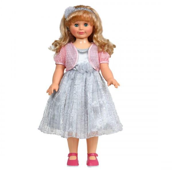 Кукла Весна Милана в бальном платье с жилетом - 70 см (со звуком)