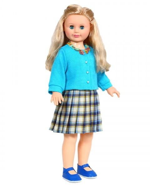 Кукла Весна Милана в бирюзовом жакете - 70 см (со звуком)