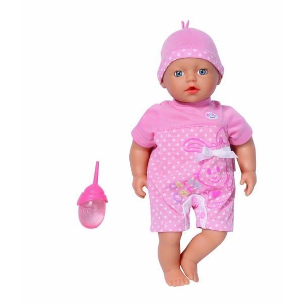 Купить Пупс Baby born с бутылочкой - 32 см (Zapf Creation) в интернет магазине игрушек и детских товаров