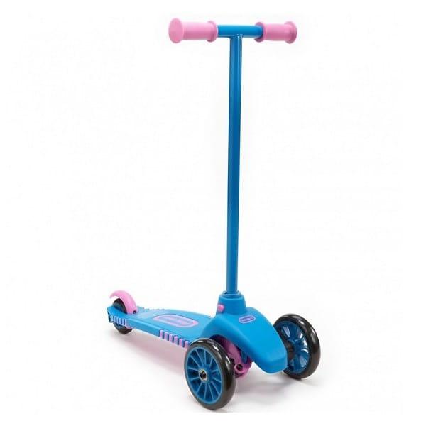 Самокат Little Tikes 640100 - розово-голубой