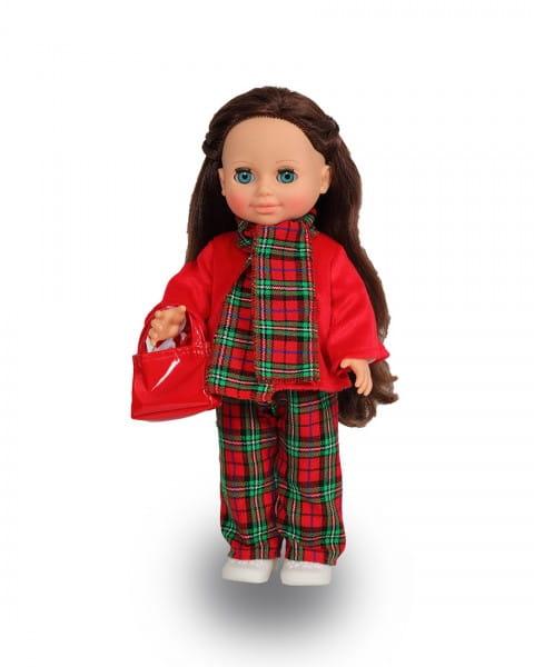 Кукла Весна Анна в клетчатом комплекте (со звуком)