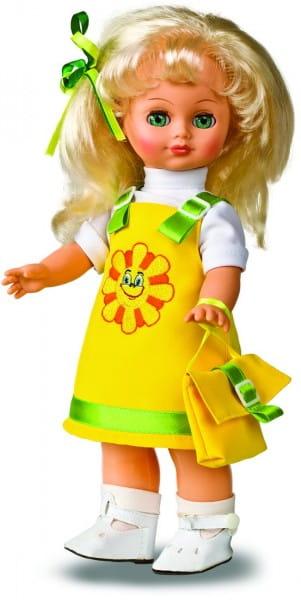 Кукла Весна Христина в желтом платье - 35 см (со звуком)