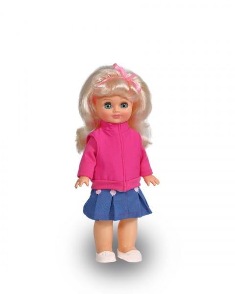 Кукла Весна Элла в модном розовом наряде - 35 см (со звуком)