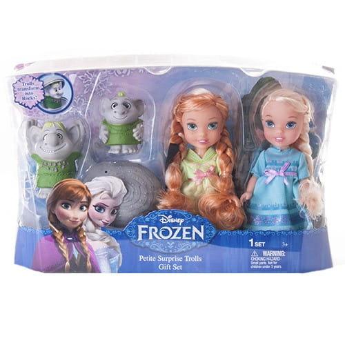 Игровой набор Disney Princess Холодное Сердце Принцессы и тролли