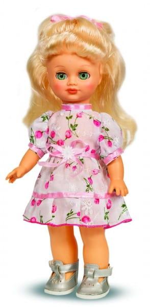 Кукла ВЕСНА Наталья в легком цветочном платье - 35 см (со звуком)