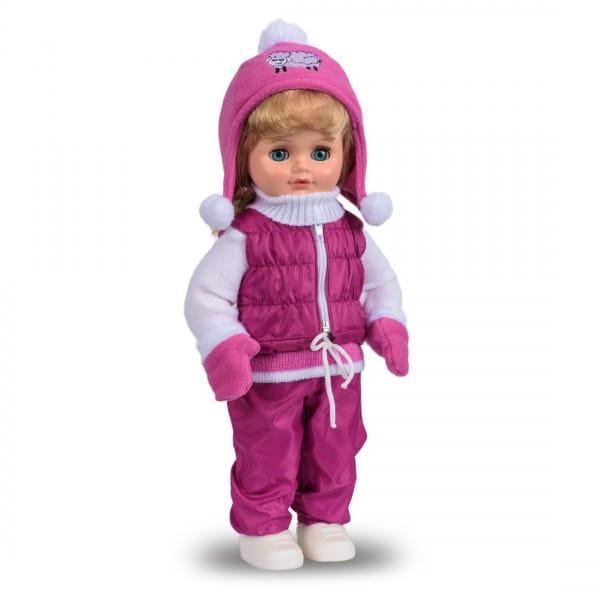 Кукла Весна Инна в зимнем спортивном наряде - 43 см (со звуком)