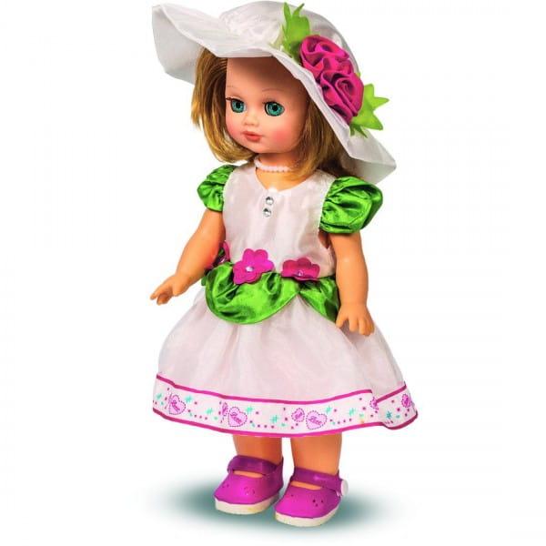 Кукла Весна Элла в перламутровых бусах (со звуком)