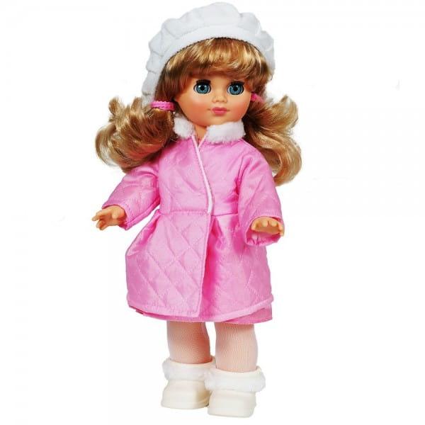 Кукла Весна Наталья в стеганном пальто (со звуком)