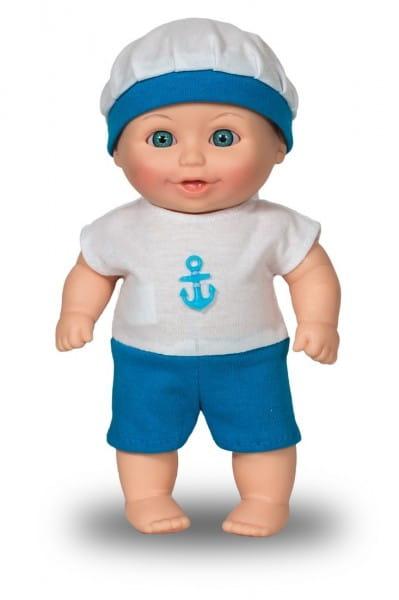 Купить Пупс Весна Павлик в костюме отважного моряка в интернет магазине игрушек и детских товаров