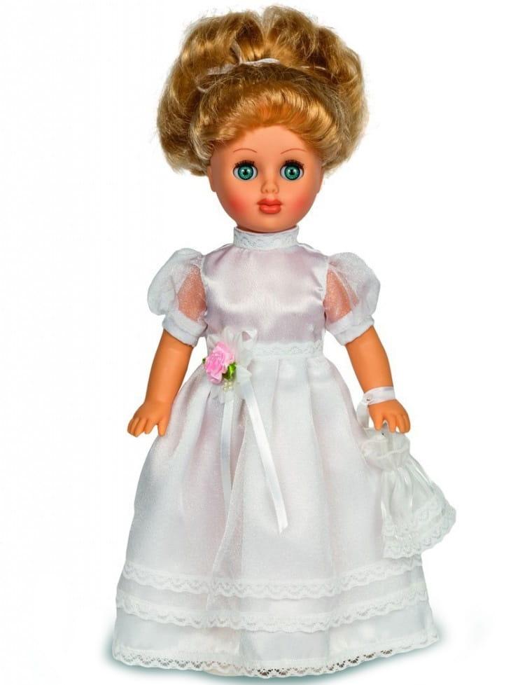 Кукла ВЕСНА Алла в свадебном платье - 30 см