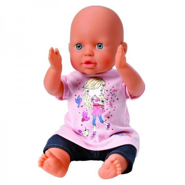 Купить Кукла Baby born Хлопаем в ладоши - 40 см (Zapf Creation) в интернет магазине игрушек и детских товаров