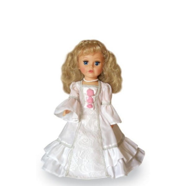 Кукла Весна Мила в средневековом платье - 40 см
