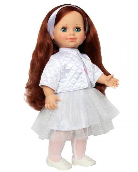 Кукла Весна Анна в платье и куртке - 42 см (со звуком)