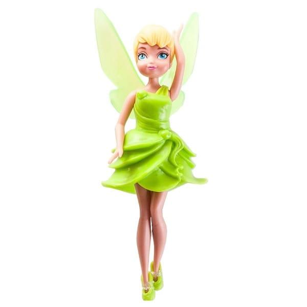 Кукла Disney Fairies Дисней Фея 11 см с дополнительным платьем - Динь-динь