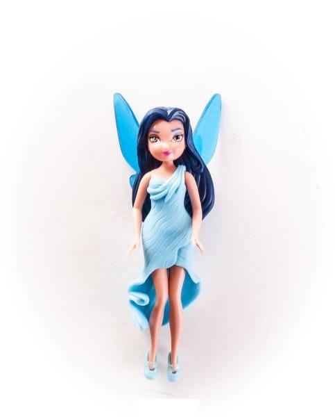 Кукла Disney Fairies 663210 Дисней Фея 11 см с дополнительным платьем - Серебрянка