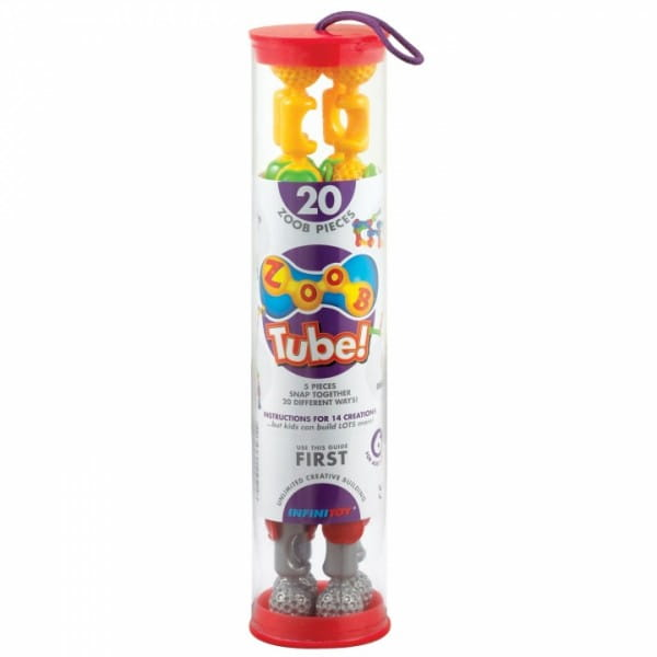 Конструктор Zoob Tube (20 деталей)