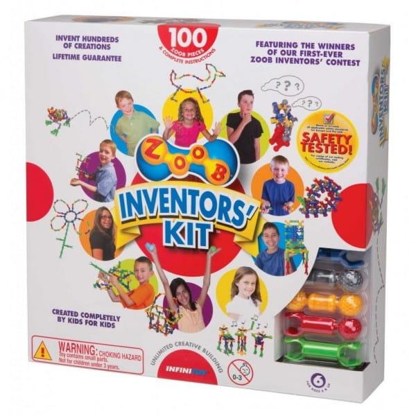 Конструктор Zoob Inventors Kit