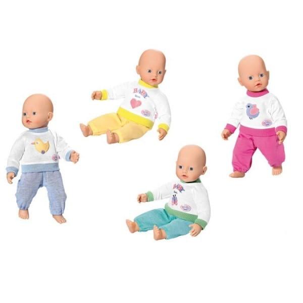 Купить Пупс Baby born - 32 см (Zapf Creation) в интернет магазине игрушек и детских товаров