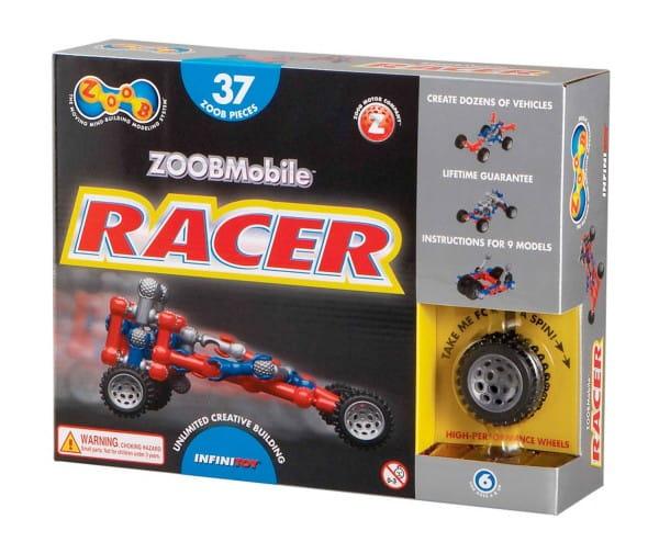 Конструктор Zoob 12051 Mobile Racer