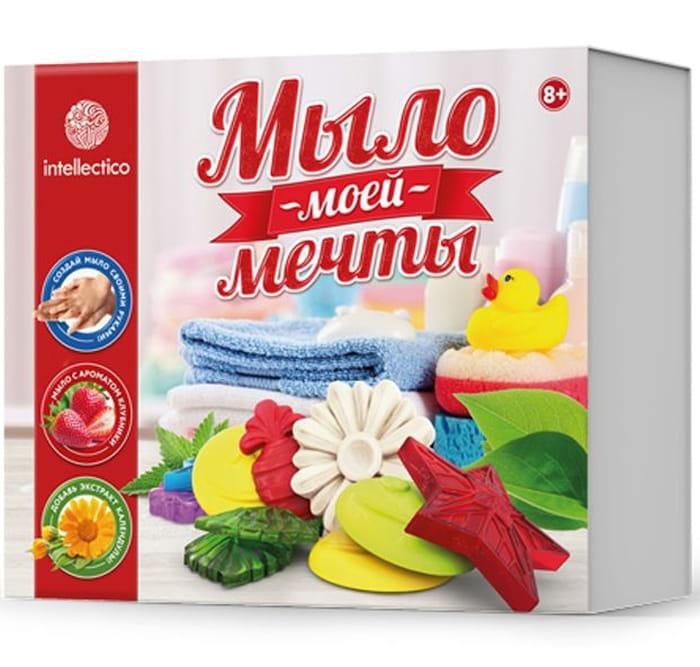 Набор для создания мыла Intellectico (красный)