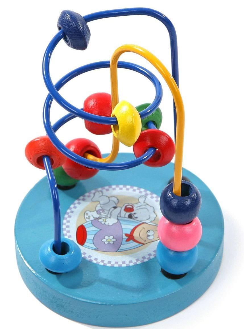 Развивающая игрушка Мир деревянных игрушек Лабиринт №5