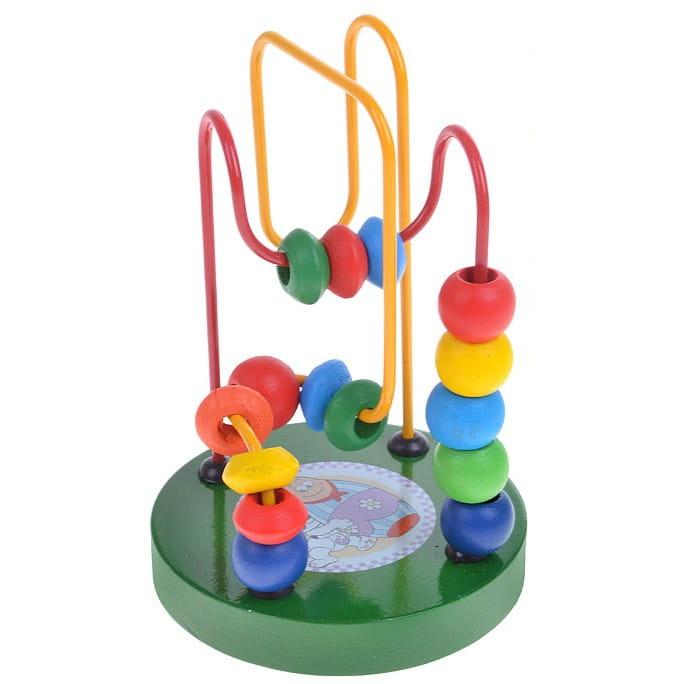 Развивающая игрушка Мир деревянных игрушек Лабиринт №6