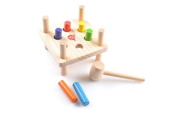 Развивающая игрушка Lucy and Leo Стучалка