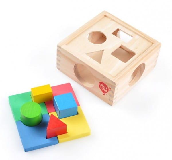 Развивающая игрушка Lucy and Leo Занимательная коробка
