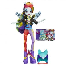 Фото Кукла My Little Pony Equestria Girls Спорт Вондеркольты Рэйнбоу Дэш (Hasbro)