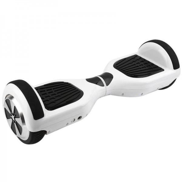 Купить Гироскутер Novelty Electronics L1 - белый в интернет магазине игрушек и детских товаров