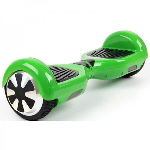 Купить Гироскутер Novelty Electronics L1 - зеленый в интернет магазине игрушек и детских товаров