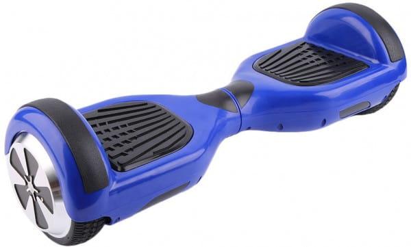 Купить Гироскутер Novelty Electronics L1 - синий в интернет магазине игрушек и детских товаров