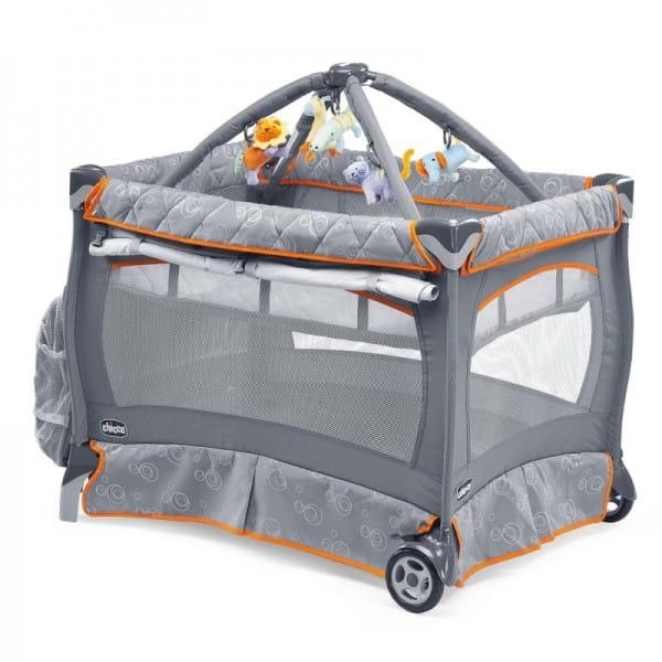 Купить Кровать-манеж Chicco Lullably Vega в интернет магазине игрушек и детских товаров