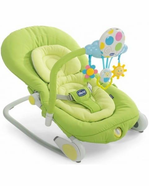 Кресло-качалка Chicco 7934967 Balloon c музыкальным блоком Lilla