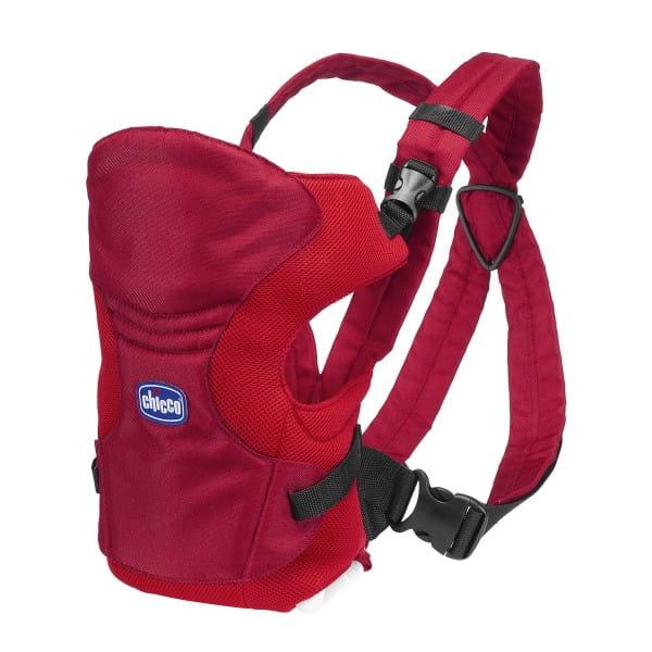 Купить Сумка-кенгуру Chicco Go New Red в интернет магазине игрушек и детских товаров