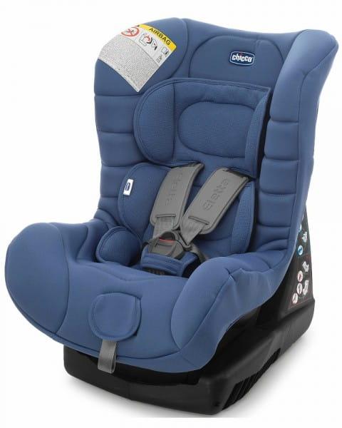 Купить Автокресло Chicco Eletta Comfort Blue Sky в интернет магазине игрушек и детских товаров