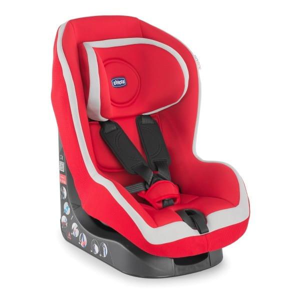 Купить Автокресло Chicco Go-one Red в интернет магазине игрушек и детских товаров