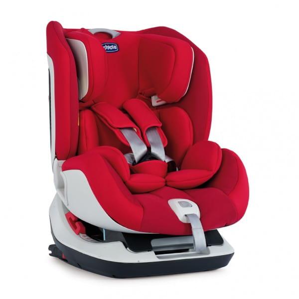 Купить Автокресло Chicco Seat Up 012 Baby Car Red в интернет магазине игрушек и детских товаров